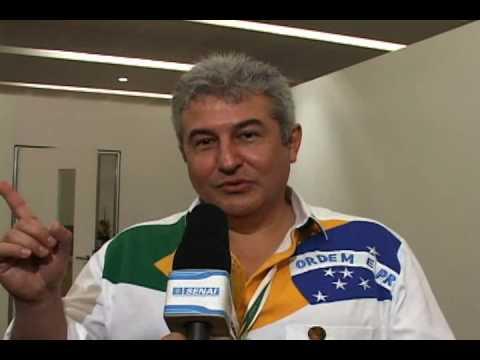 Olimpíada do Conhecimento 2010 - Depoimento Marcos Pontes