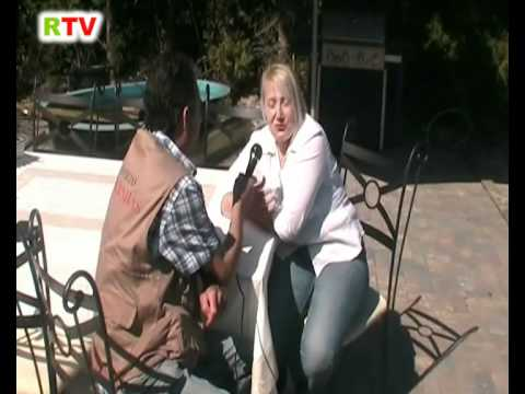 Entrevista exclusiva com Lily Borgas