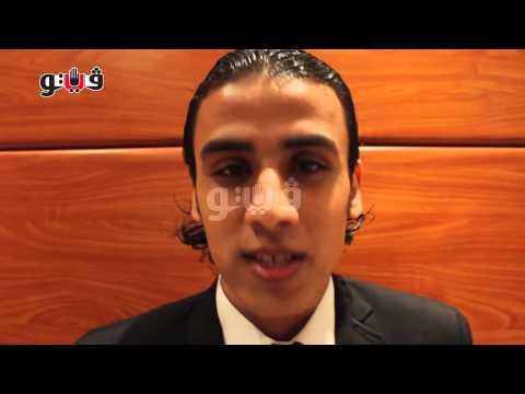 بالفيديو: مهندس مصري يبتكر كرسى للمعاقين يتحرك بواسطة العين والموبايل