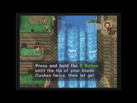 Let's Play The Legend of Zelda: Four Swords Adventures - #02 (Co-op)