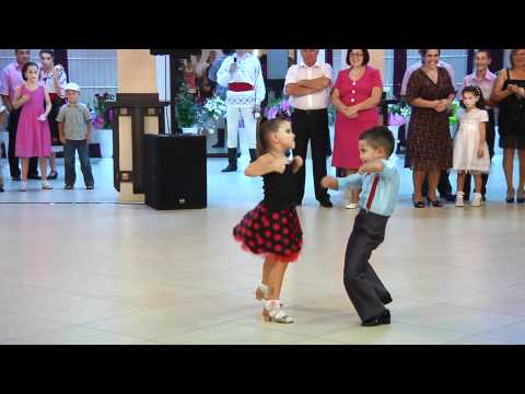 Wonderful children's dance. Misteris ir Misis Moldova 2011 HD