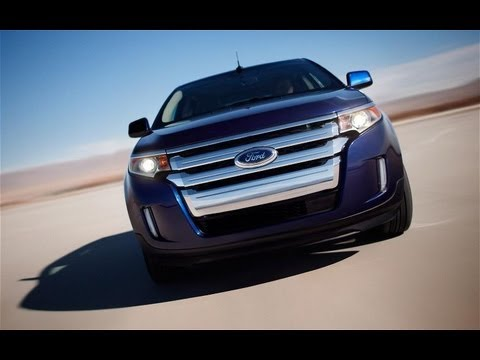 2012 Ford Edge Limited Ecoboost Drive and Review