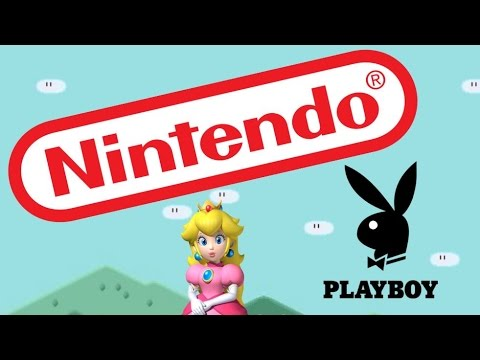 Nintendo Teams Up With Playboy?