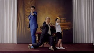 PSY – DADDY ft. CL of 2NE1