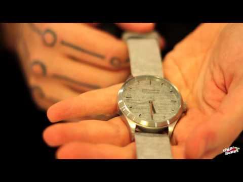 Coleção Passarela - Herchcovitch | Relógio Moletom