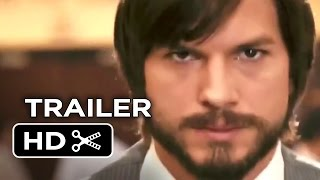 Jobs Official Trailer (2013) - Ashton Kutcher Movie HD