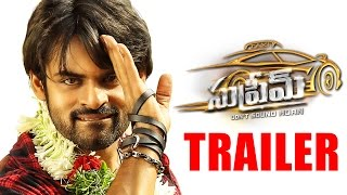 Supreme Theatrical Trailer
