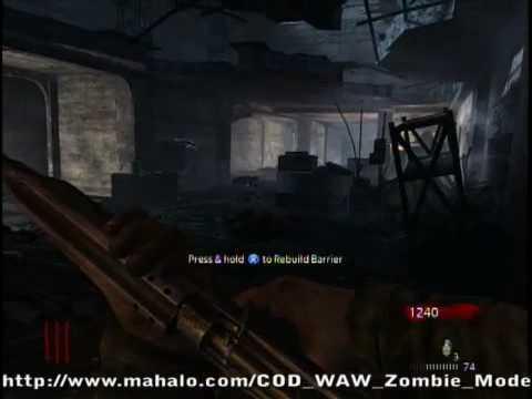 Call of Duty World at War - Nazi Zombies
