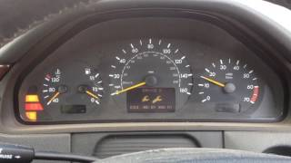 ДВС (Двигатель) в сборе Mercedes W210 (E) Артикул 50818361 - Видео