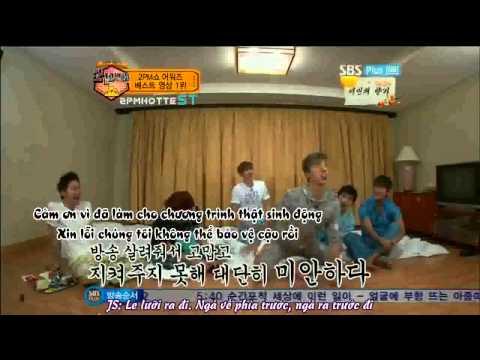 [Vietsub - 2ST] [110917] 2PM Show Ep 10 Part 7