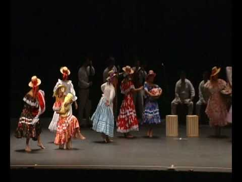 De Rompe y Raja Cultural Association EDF Audition 2011