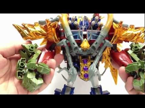 Takara-Tomy Transformers AM-19 GAIA UNICRON