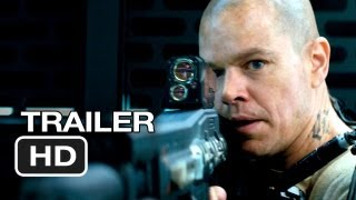 Elysium Official Trailer (2013) - Matt Damon, Jodie Foster Sci-Fi Movie HD