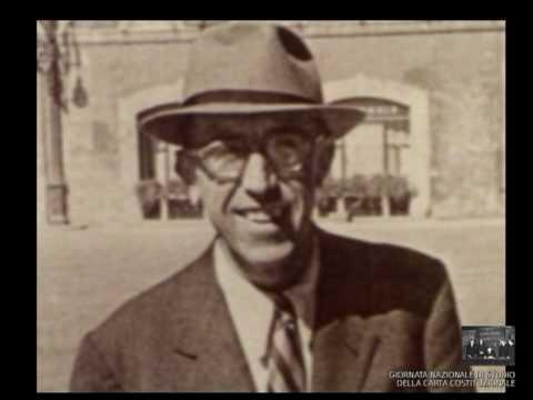Discorso sulla Costituzione di Piero Calamandrei (26 gennaio 1955) - parte 2di3