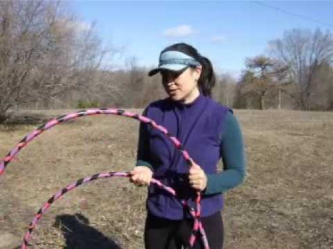 hoop 3 beat reverse weave: a different approach