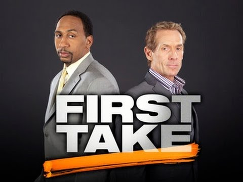Tracy Morgan on First Take 5/7/14  (Sports)