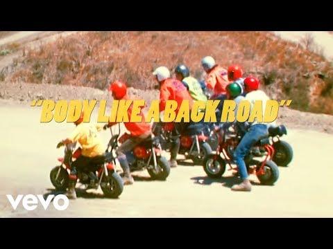 Body Like a Back Road (Video Lirik)