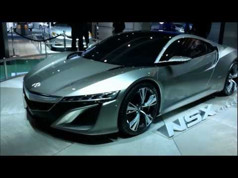 Acura Manhattan on 2015 Acura Nsx Revealed    Built In Oh  Usa