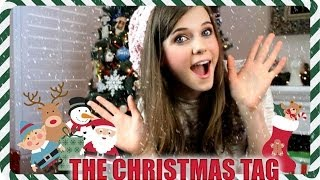 THE CHRISTMAS TAG | Tiffany
