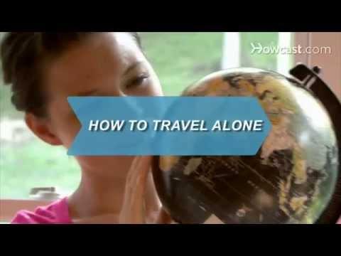 Chuẩn bị khi đi du lịch một mình