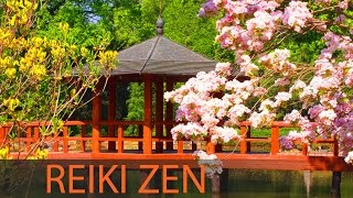 3 Hour Zen Reiki Meditation Music: Healing Music, Positive motivating energy ☯236
