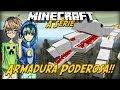 Minecraft: A Série - MELHOR ARMADURA?! #9