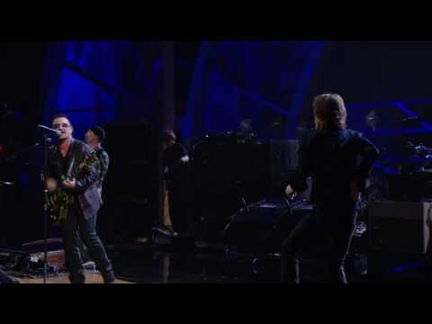 [720p] U2 ft. Mick Jagger, Fergie & Will.i.am - Gimme Shelter