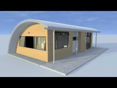 OHOME Passive Solar Studies