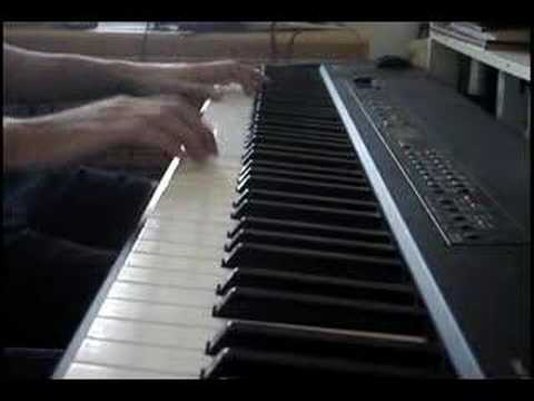 Fear of the Dark Piano Instrumental