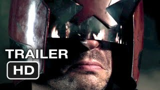 Dredd 3D Official Trailer (2012) - Karl Urban Movie HD