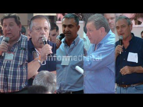 <b>Congreso UCR Entre R�os:</b> las frases de los dirigentes en San Salvador