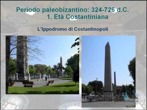 videocorso storia dell'arte bizantina - lez 2