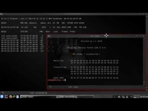 Bobol Wifi (crack WPA2-PSK)