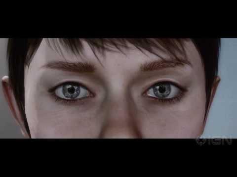 Kara - Heavy Rain''s Dev Trailer