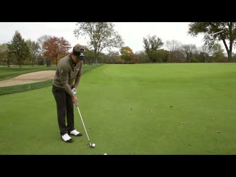 LUKE DONALD:  Mizuno Masterclass 10 / Running Pitch