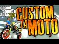 CUSTOM TA MOTO CROSS - GTA5 GLITCH ONLINE