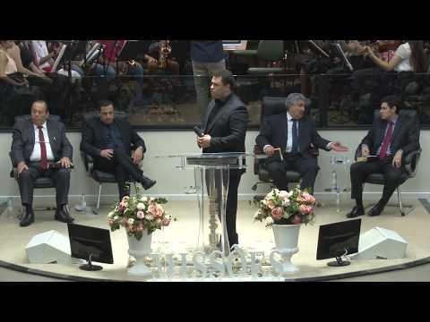 Orquestra Sinfônica Celebração - A igreja vem - 18 03 2018