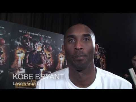 Kobe Bryant on Robert Rodriguez, The Black Mamba ads and film