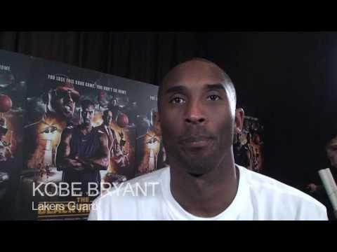 Kobe Bryant on Robert Rodriguez, The Black Mamba ads and film
