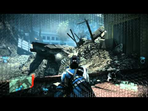 Crysis 2 - DX11 Ultra Upgrade / High Res Textures / Gameplay 1080p (PC)