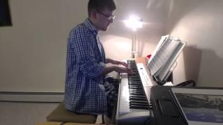 Chrono Cross - Radical Dreamers - Unstolen Jewel (live piano cover)