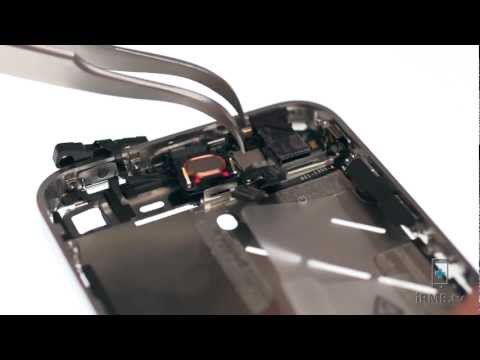 Power Button &amp; Proximity Repair - iPhone 4 How to Tutorial