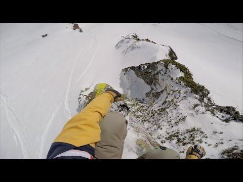 GoPro Line of the Winter: Ralph Backstrom - Andorra 2.20.15 - Snow