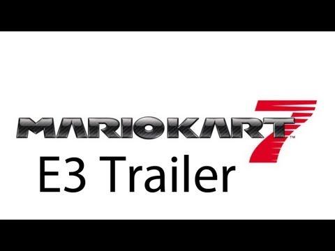 Mario Kart 7 - E3 2011 Trailer + Analysis