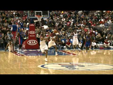 Andre Iguodala throws down the windmill -G1mZktn0R5o