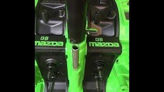 Mazda RX-8 Motor Onarım