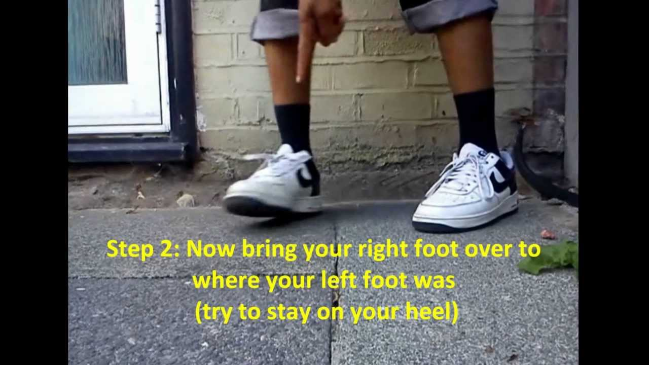 How to C-walk (Step-by-step) Tutorial