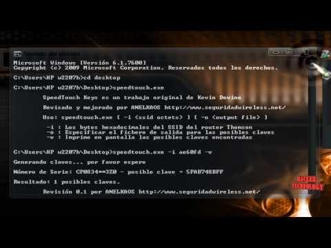 Hackear  Redes  Infinitum 6 digitos HD