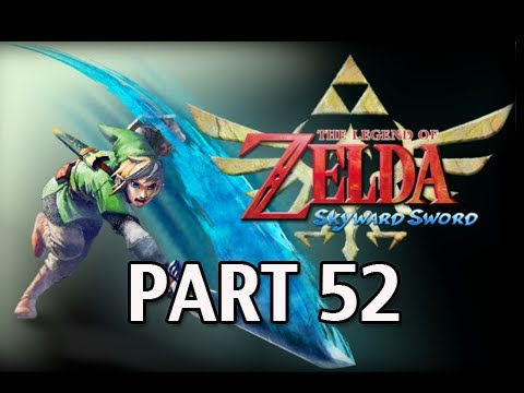 Legend of Zelda Skyward Sword - Walkthrough Part 52 Spending Rupees Let's Play HD