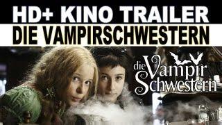 VAMPIRSCHWESTERN | Deutsch German | Kino Trailer [HD+] | 2012 SONY Pictures | Kinderfilm